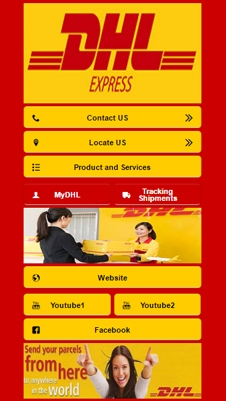DHL visual IVR mobile application - Star Phone official website