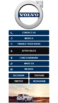 Volvo visual IVR mobile application - Star Phone official website