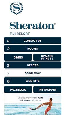 Sheraton visual IVR mobile application - Star Phone official website